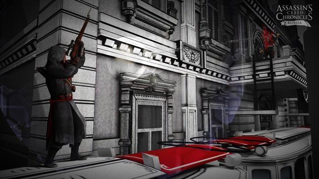 За императора! Превью Assassin's Creed Chronicles