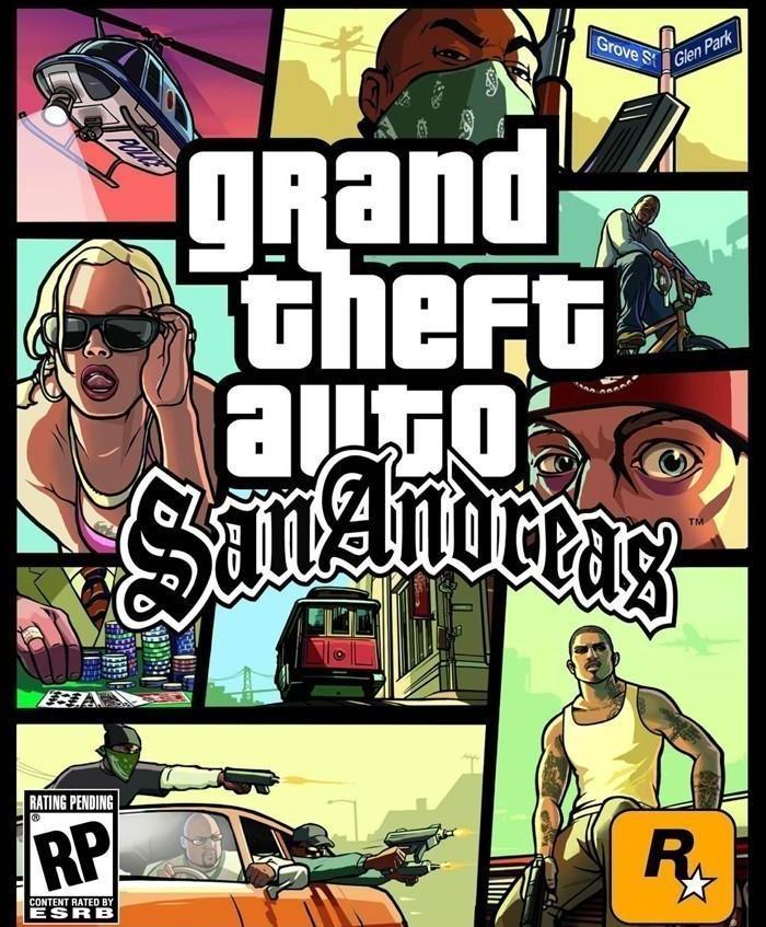 Серии Grand Theft Auto — 20 лет. Путь от первой GTA до GTA 5
