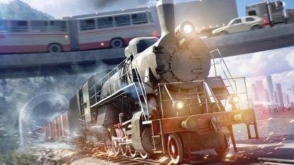 Превью Transport Fever2. Дым моторов и красота полей