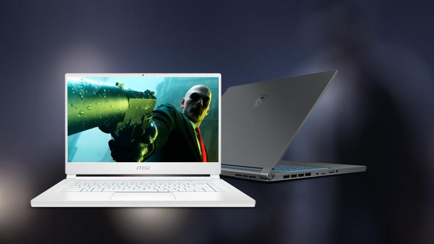 Красивый и горячий. Обзор и тест MSI Stealth M15 на 10 нм от Intel