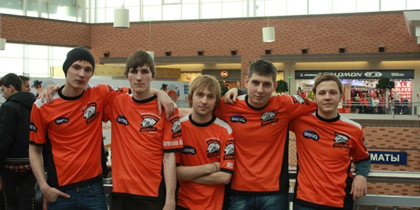 The International 3: команды из Европы