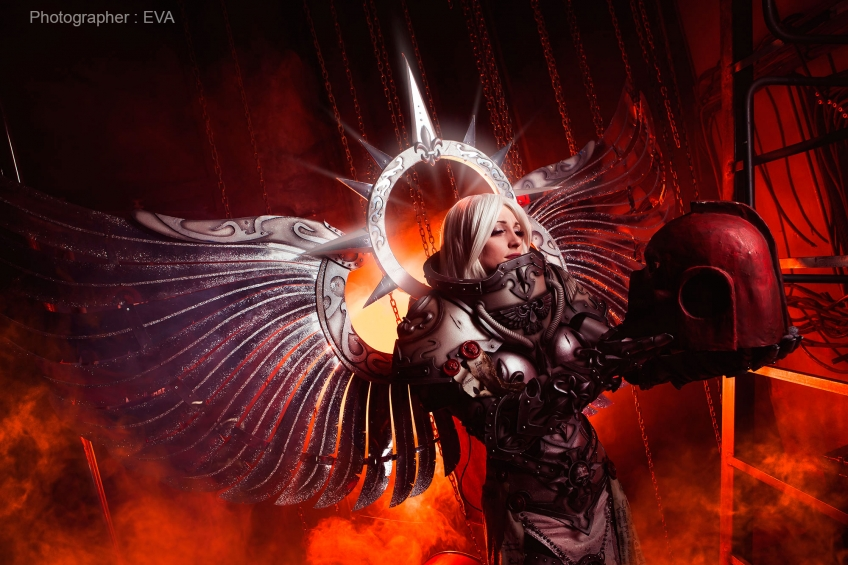Косплей недели: WoW, Warhammer 40k, NieR:Automata, DC