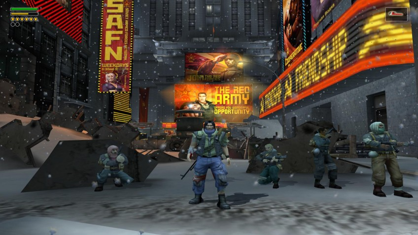 Как Россию показывают в играх? 10 примеров для контраста с Call of Duty: Modern Warfare