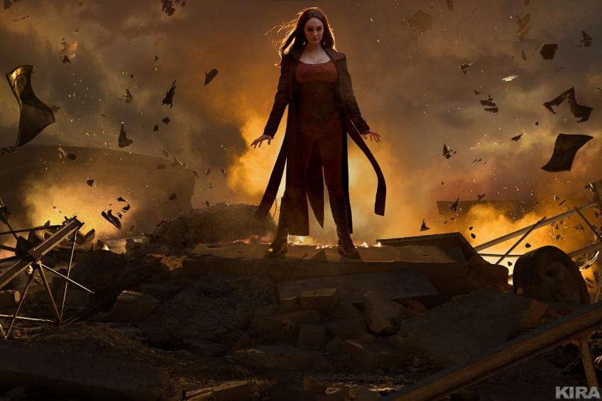 Косплей недели: NieR: Automata, «Люди Икс», Don't Starve Together, «Бесконечное лето», The Evil Within, Cyberpunk 2077