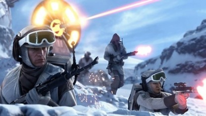 Чем Star Wars Battlefront отличается от Battlefield
