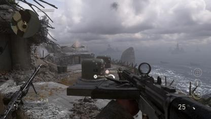 Впечатления от беты Call of Duty: WWII. Ни шагу назад!