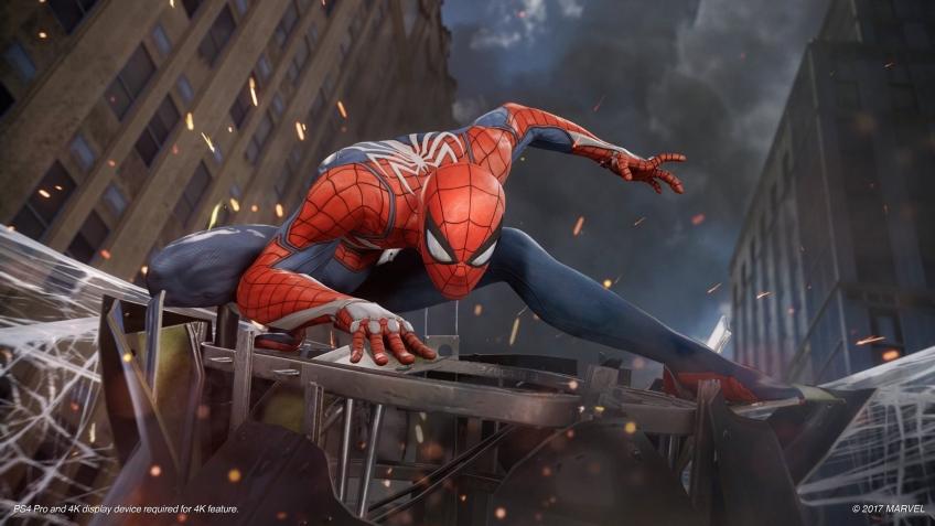 Предварительный обзор Spider-man. Привет из Аркхема!