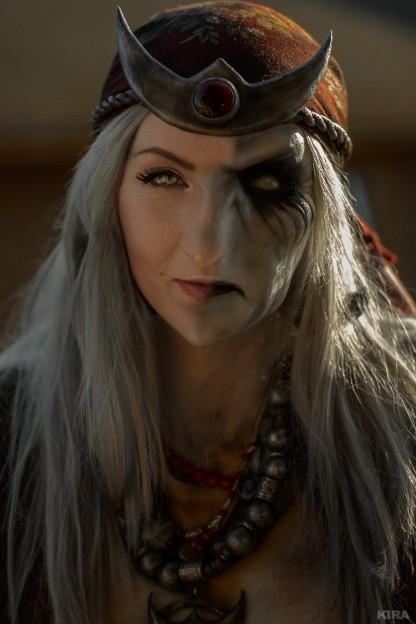 Косплей недели: Mad Max, «Ведьмак», Darkstalkers