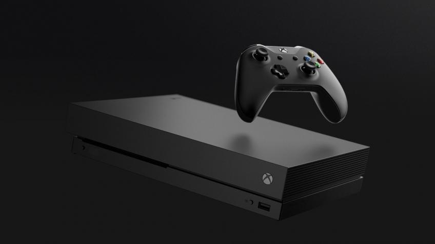 Обзор Xbox One X. Наконец-то всамделишное 4K!