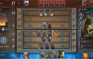 Сам шевелись! Превью Gwent: The Witcher Card Game