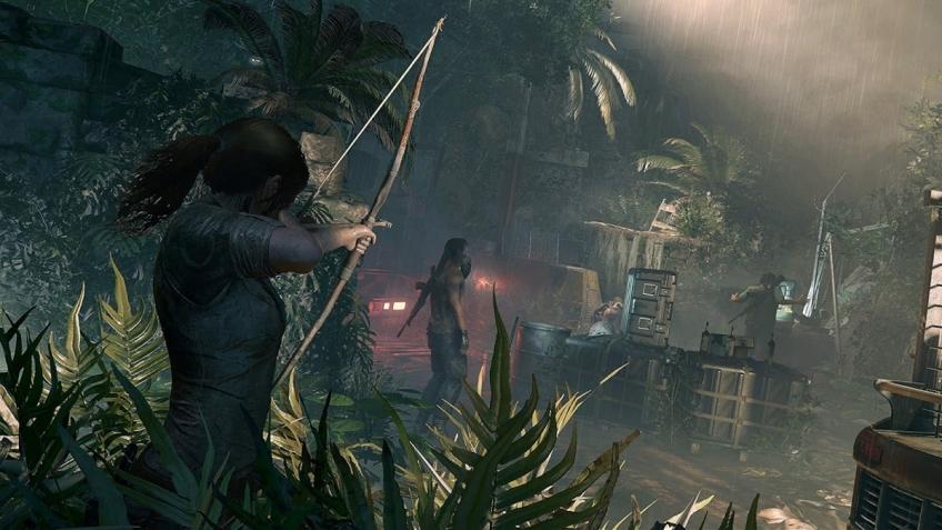 Shadow of the Tomb Raider. Эффект Бенджамина Баттона