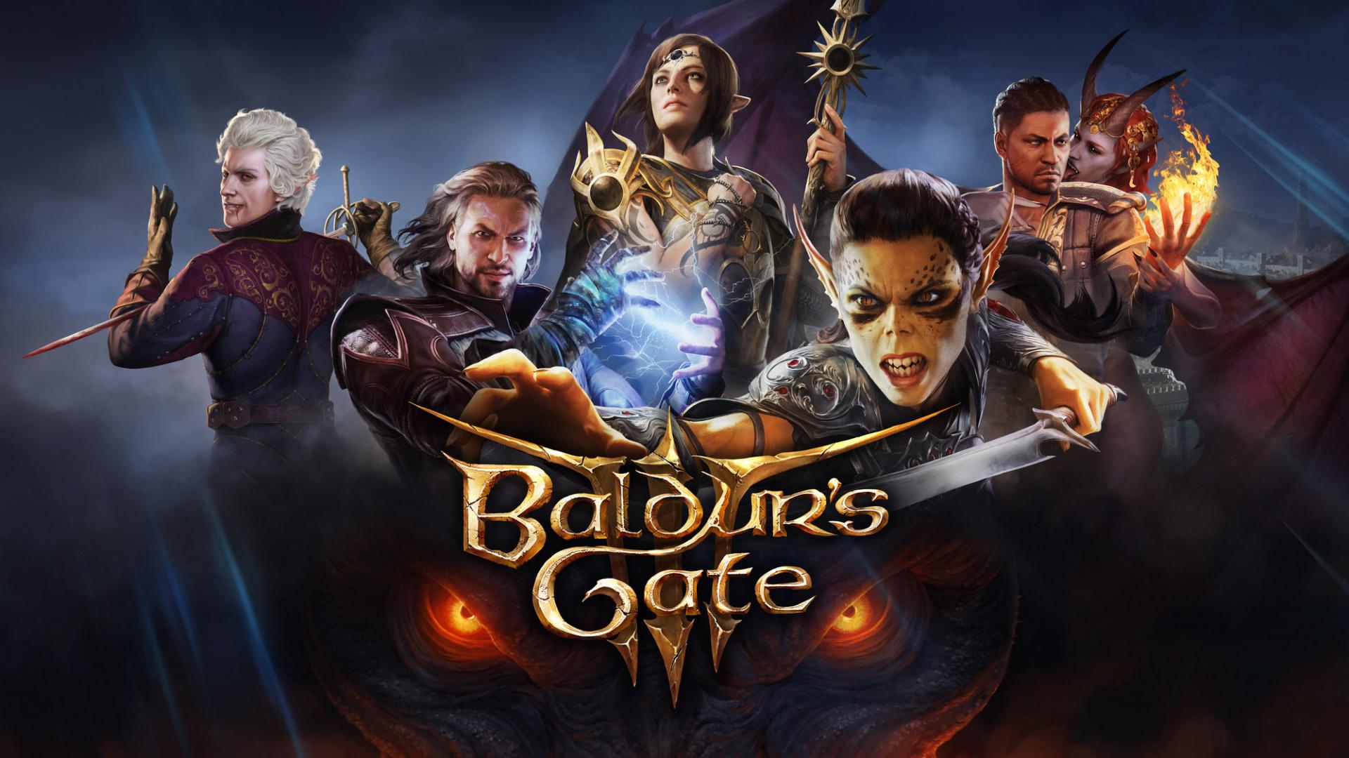 Первые впечатления от Baldur's Gate 3. Живая классика