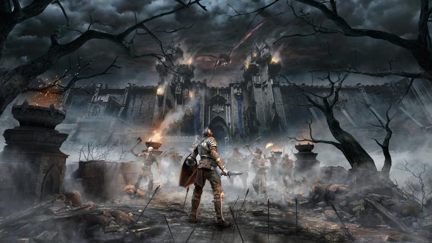 Обзор ремейка Demon's Souls. Душа пропала, демоны остались