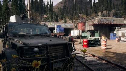 Транспорт в Far Cry5. Побольше пулемётов, пожалуйста!