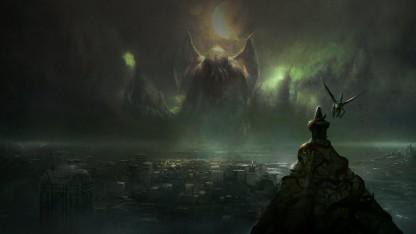 Stygian: Reign of the Old Ones. Возможно, лучшая игра по Лавкрафту