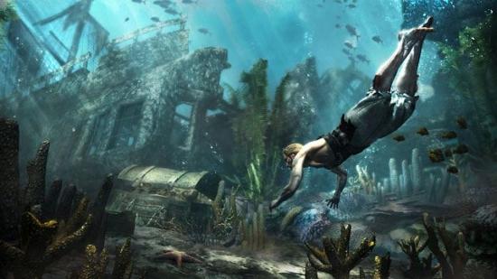 Ассасин и море. Assassin's Creed: Black Flag