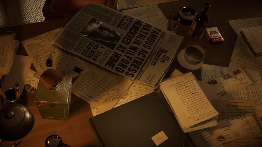 Превью Blacksad: Under the Skin. Девять жизней детектива Блэксада