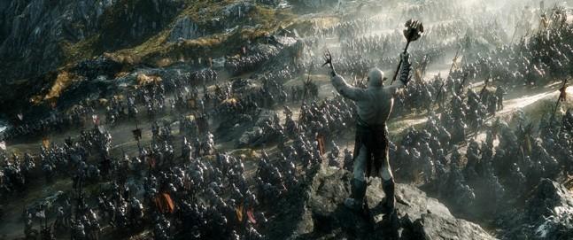 Гик-кино: «Исчезнувшую», «Хоббит: Битва пяти воинств», «Интерстеллар»