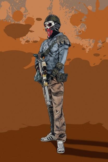 Косплей — специальный выпуск: серия Borderlands