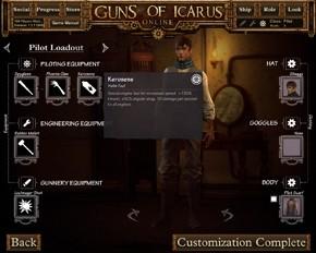 Guns of Icarus Online против Air Buccaneers