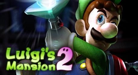 Luigi's Mansion 2: Dark Moon