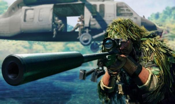 снайпер 2 скачать игру с торрента