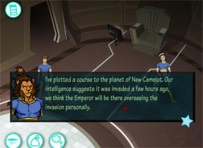 My Ex-Boyfriend the Space Tyrant: один раз персил — всегда персил