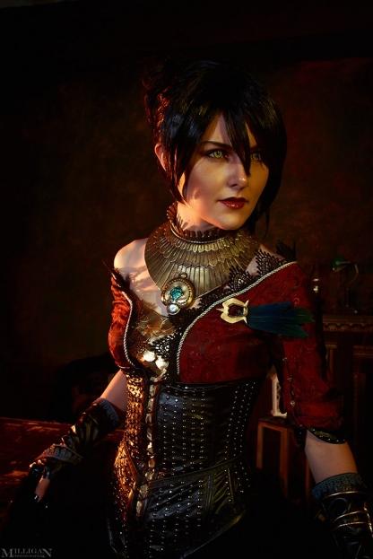 Пятничный косплей: NieR: Automata, Dragon Age, Final Fantasy 15