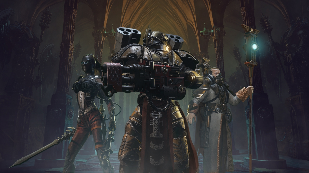 Warhammer 40000: Inquisitor — Martyr. Экстерминатус, святая инквизиция!