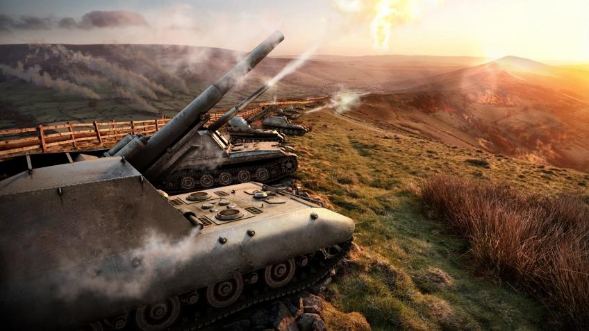 World of Tanks1.0. Игра поколения