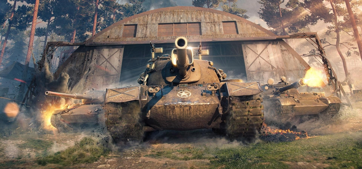 World of Tanks 1.0. Игра поколения