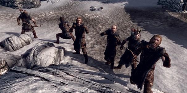 The Elder Scrolls V: Skyrim. Гражданская война — Братья Бури