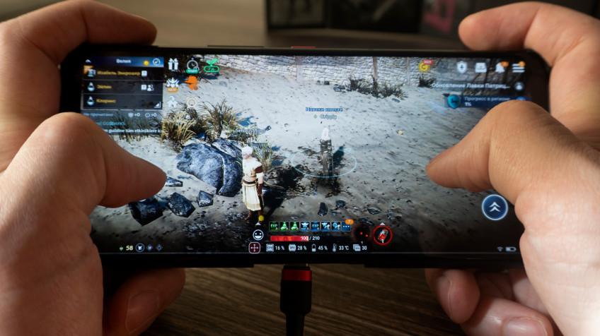 Самый полный обзор игрового телефона ASUS ROG Phone 5. А кому он нужен?