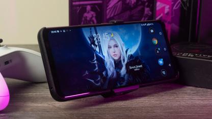 Самый полный обзор игрового телефона ASUS ROG Phone5. А кому он нужен?