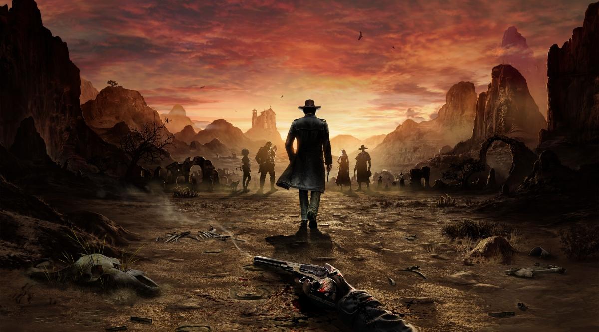 История серии Desperados. Купер снова на коне!