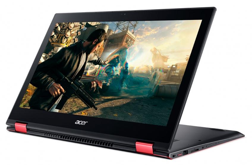 Acer Nitro 5 Spin. Тест ноутбука-трансформера c Windows 10