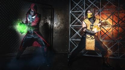 Горячий косплей по Mortal Kombat. Специальный выпуск