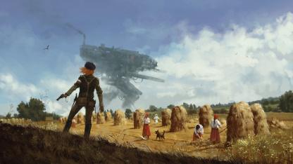 Обзор Iron Harvest. Большие роботы, маленькие проблемы