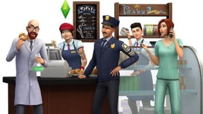 Работа не волк. Превью дополнения The Sims 4: На работу!