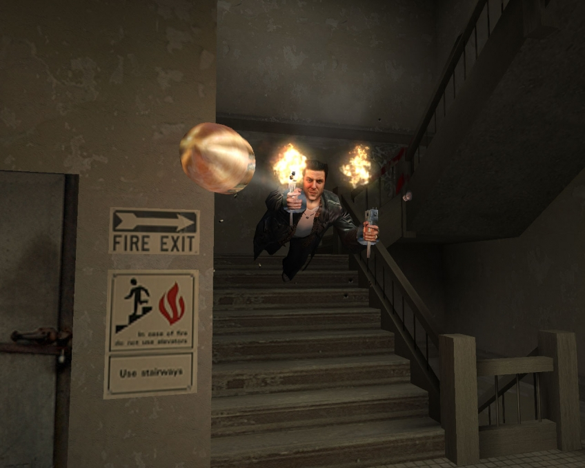 Ретро-обзор. Max Payne (2001)