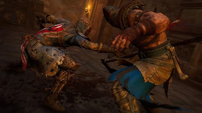 Одолеет ли самурай рыцаря? Превью For Honor