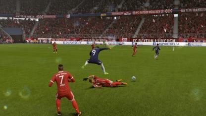 Обзор FIFA 18. Стабильно