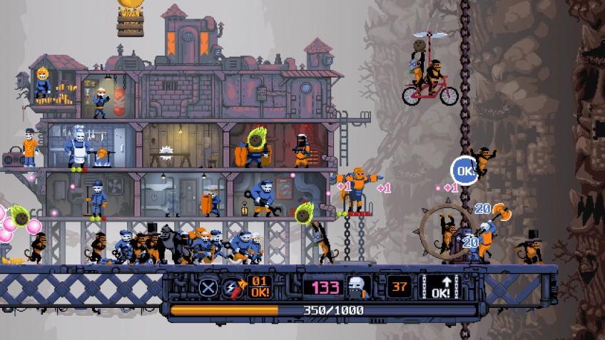 Инди месяца: DRAW CHILLY и Make Your Kingdom. Слэшер по вселенной Peace, Death! или градостроительный симулятор?