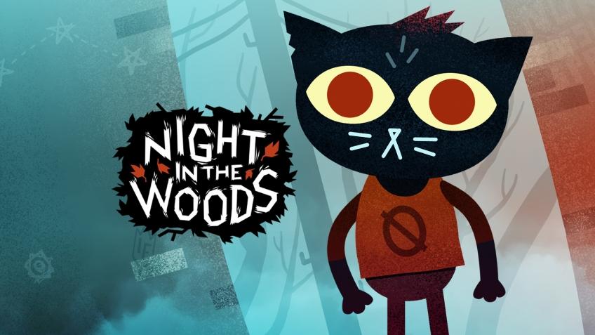 Обзор Night in the Woods. Жить в моей голове