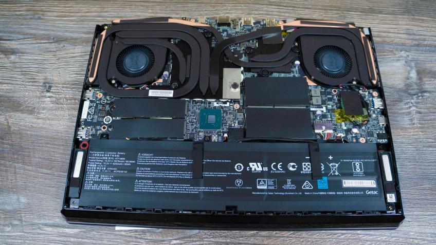 Свежий взгляд на игровые ноутбуки. Тест MSI GE66 Raider