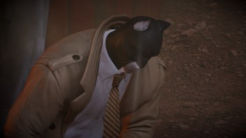 Обзор Blacksad: Under the Skin. Кот среди нас