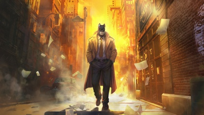 Обзор Blacksad: Under the Skin. Кот среди нас