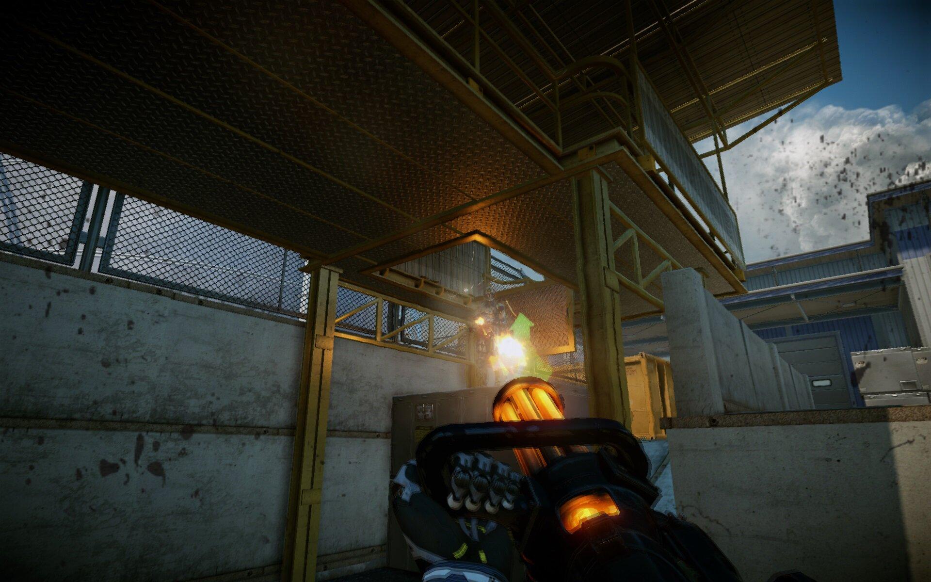 Обзор пятого класса в Warface: терминатор с пулемётом