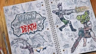 Обзор Drawn to Death. Нарисуй себе соперника