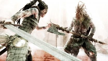Во что поиграть: LawBreakers, Hellblade: Senua's Sacrifice, Sudden Strike4